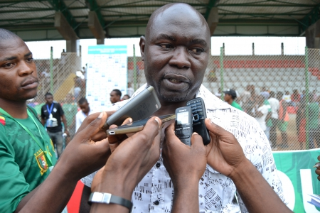 Interview Jules NDEME coach de Colombe