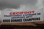 ceci-foot,football pour avaugles,cap-vert, praia,can 2017,awa patrick,préparation